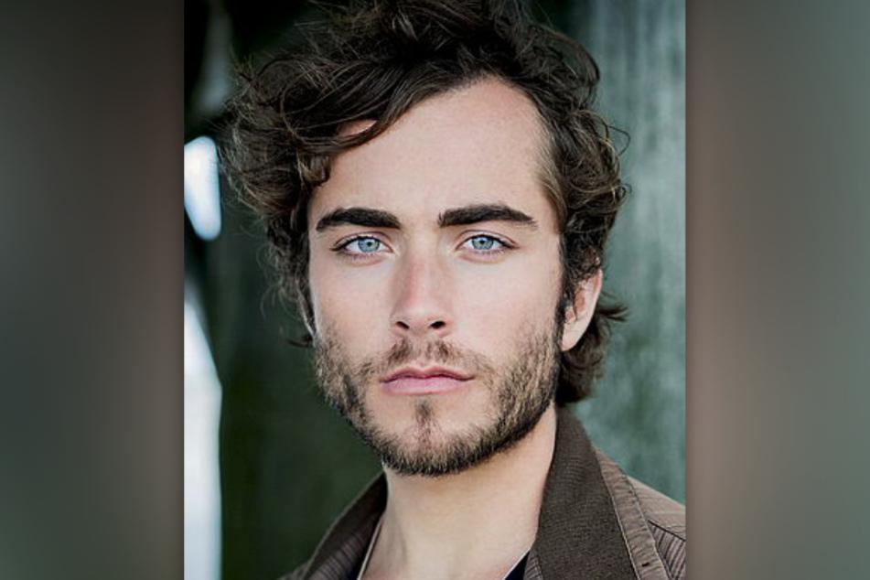 """Jonathan Elias Weiske (24) spielt ab dem 24. September die Rolle des Medizinstudenten Sebastian Hoffmann bei """"Unter uns""""."""