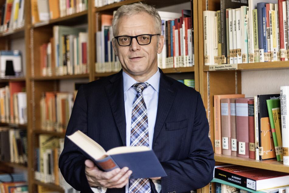 Der Politikwissenschaftler Ulrich Eith räumt dem Ausschlussverfahren der Grünen gegen Boris Palmer nur geringe Chancen ein.