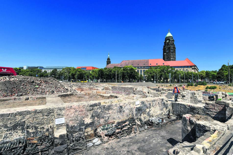 Dresden: Neue Idee für alte Relikte: DDR-Baukunst soll an den Ferdinandplatz