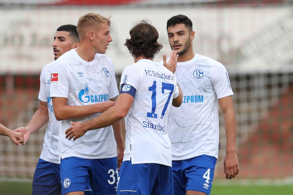 Der FC Schalke 04 wird am Sonntag wohl nicht gegen Schweinfurt antreten.