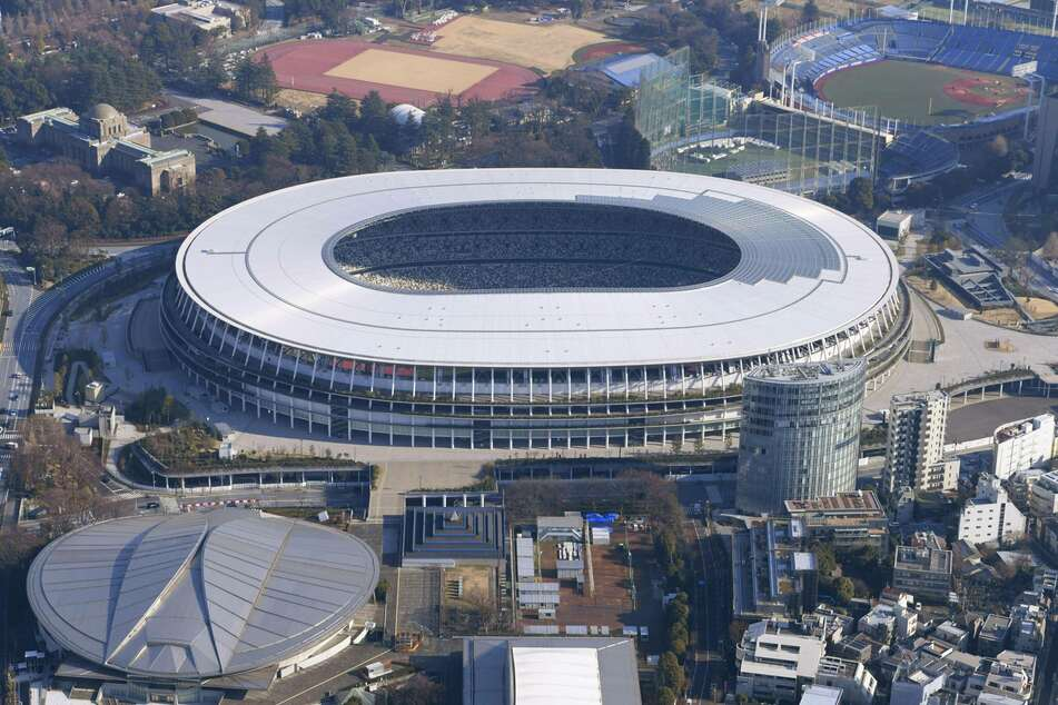 The National Stadium is to be the main venue of the Tokyo Olympics and Paralympics.