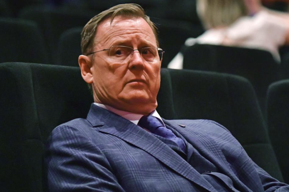 Der Thüringer Ministerpräsident Bodo Ramelow (64).