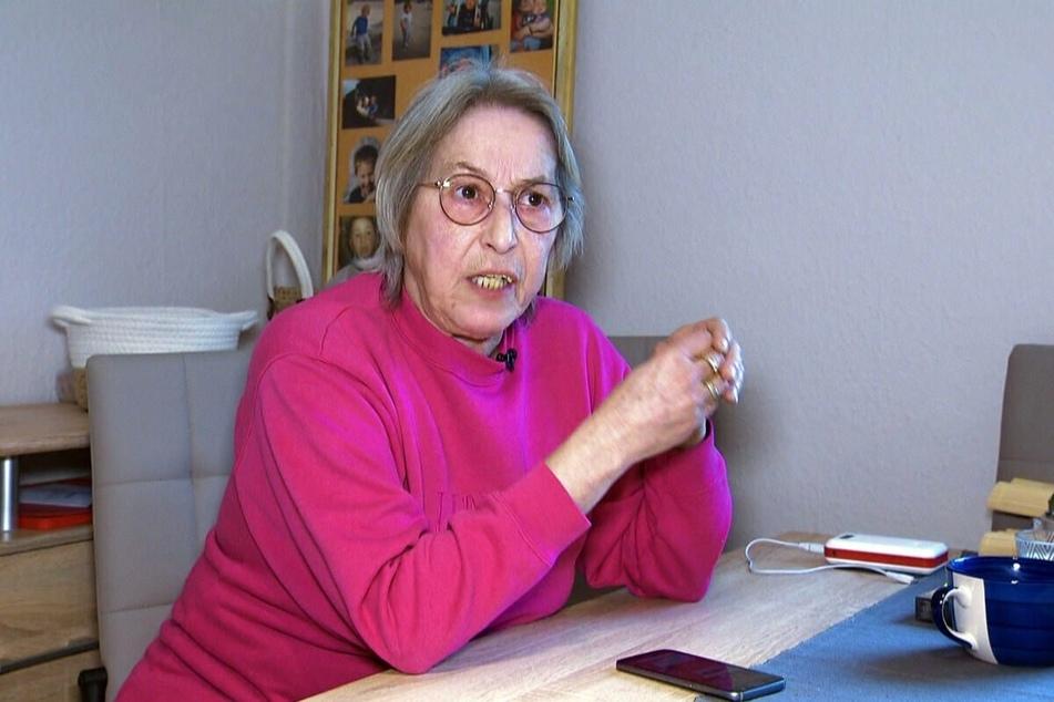 Die Rentnerin ist bitter enttäuscht von ihrer Tochter Sabrina (40), die sie erneut beklaut hat.
