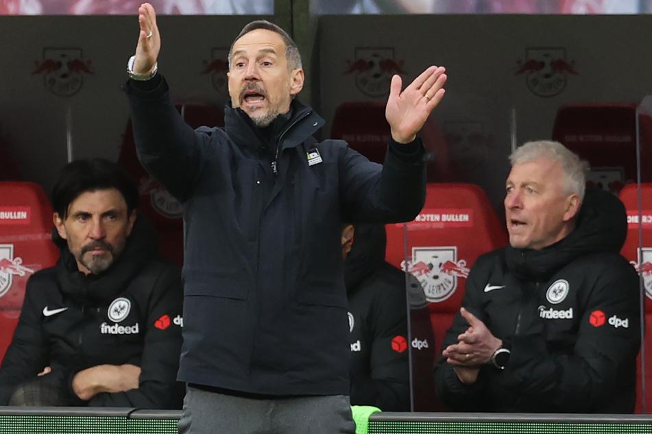 (Noch-) Eintracht-Frankfurt-Trainer Adi Hütter (51) steht kurz vor einem Wechsel zu Borussia Mönchengladbach.