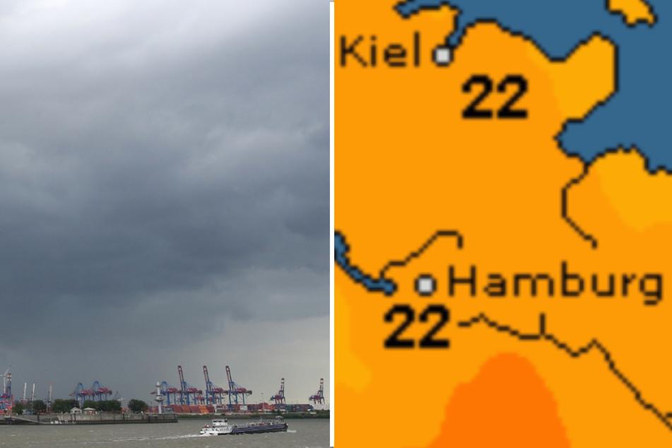 Nach zwölf Tagen Hitze: Drastischer Wetterumschwung in Sicht!