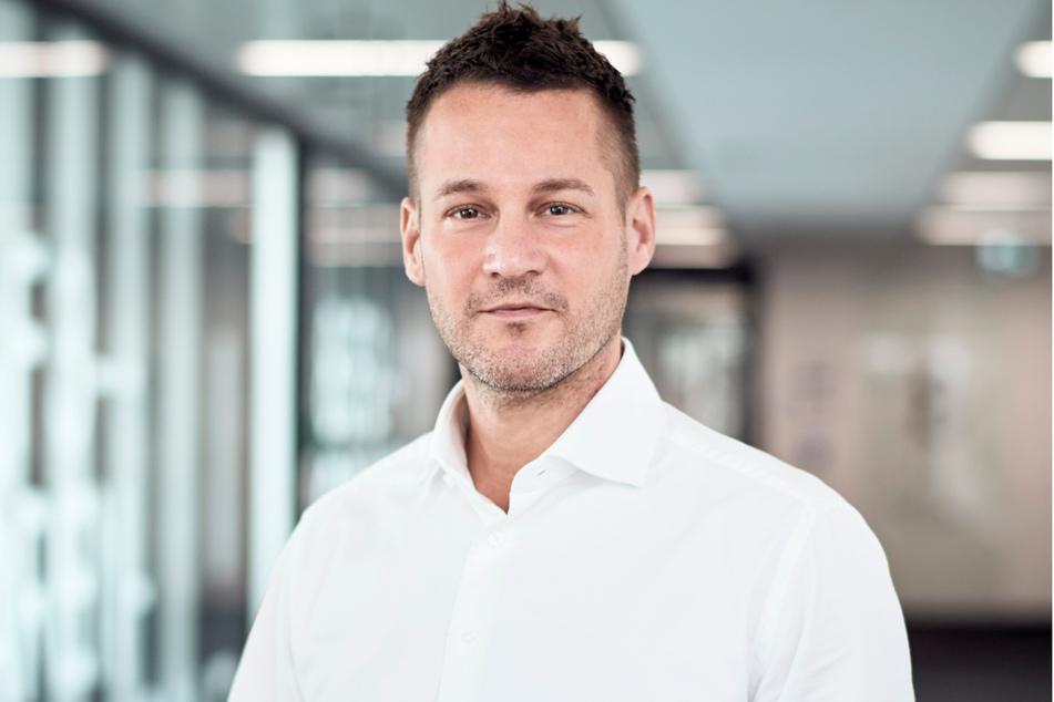 Andreas Gorbach ist der Technologievorstand beim Lastwagenbauer Daimler Truck.