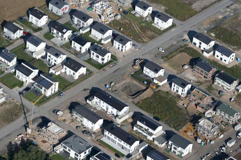 Neubau-Siedlung in Gelsenkirchen: Die Stadt im Ruhrgebiet ist die günstige Großstadt zum Immobilien-Kauf in der gesamten Bundesrepublik.