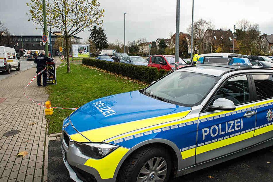 Die Polizei Bielefeld hat einen Tatverdächtigen kurz nach der Attacke festnehmen können.