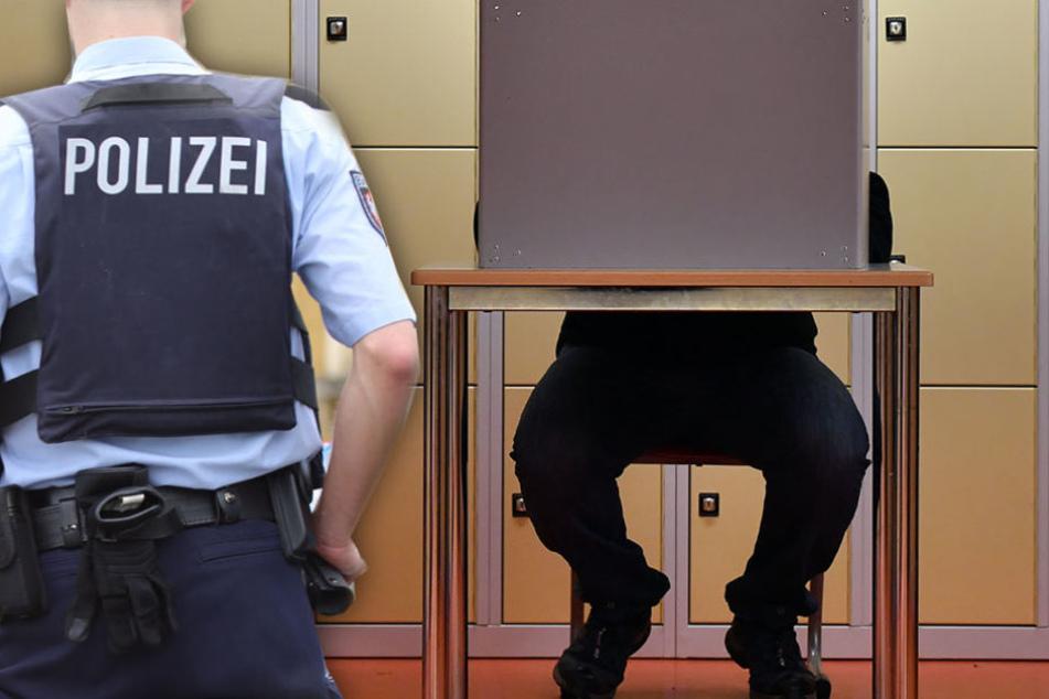 Mann landet nach Besuch im Wahllokal im Gefängnis