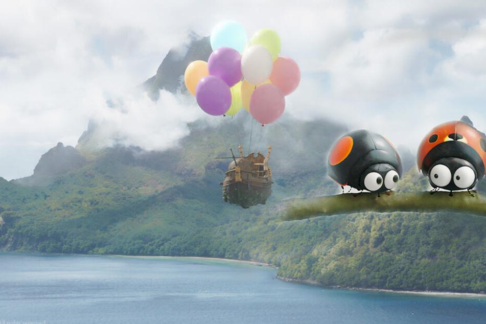 """Darum lohnt sich bei """"Die Winzlinge: Abenteuer in der Karibik"""" ein Kinobesuch"""