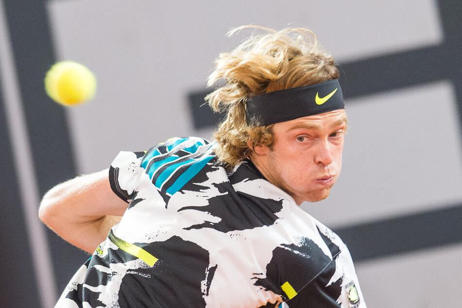 Hamburg European Open: Rubljow verhindert Tsitsipas-Sieg