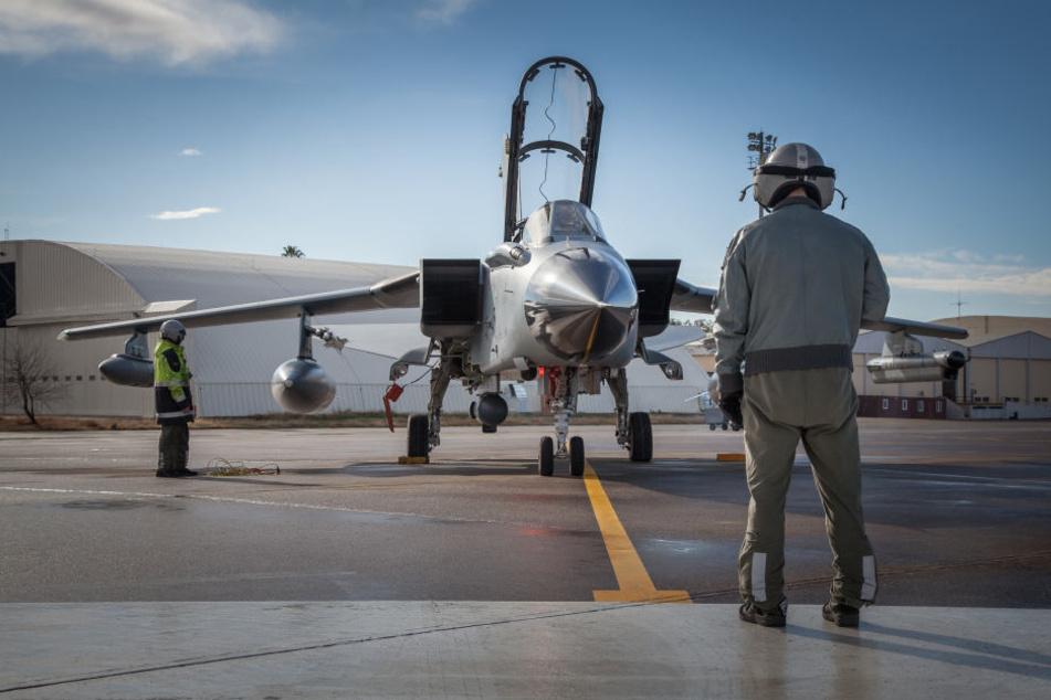 Vom Luftwaffenstützpunkt Incirlik aus beteiligt sich die Bundeswehr am Einsatz gegen den IS.