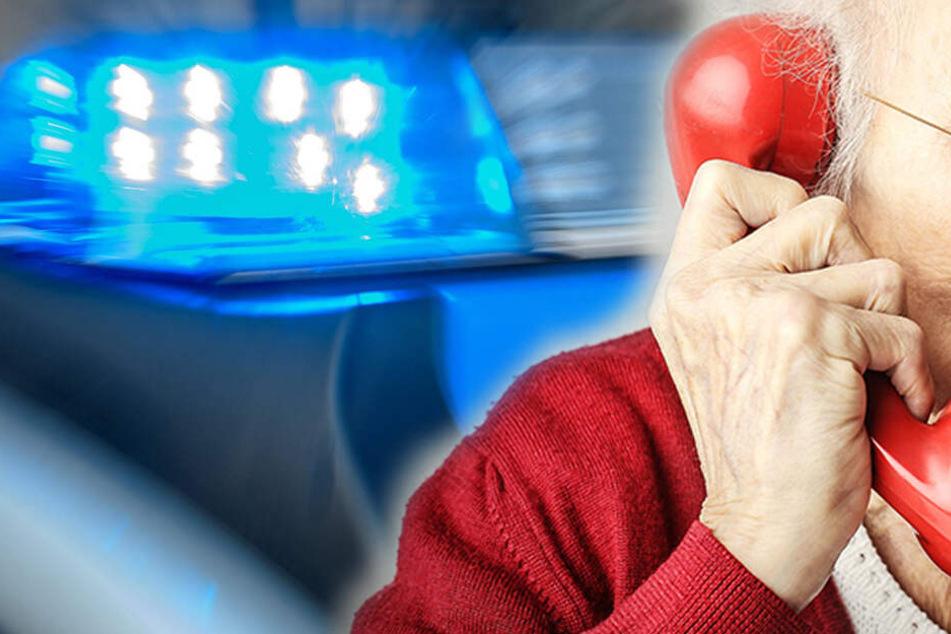 Enkeltrickser ergaunerten von einer Rentnerin im Erzgebirge mehrere tausend Euro. (Symbolbild)