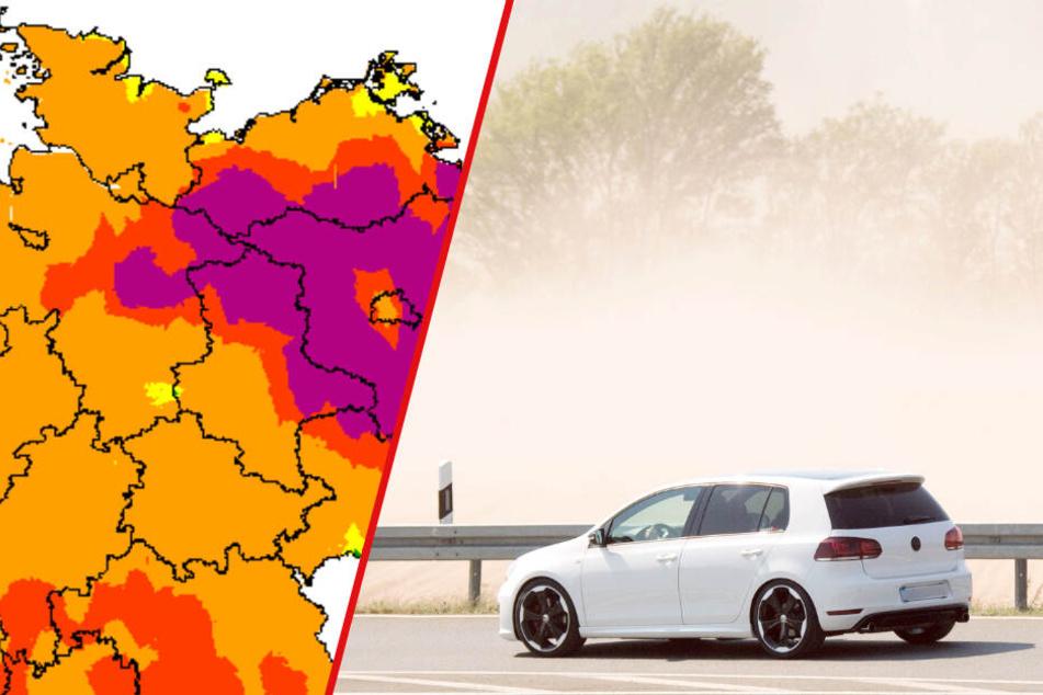 Sandstürme und Waldbrände: Extreme Trockenheit gefährdet den Norden!