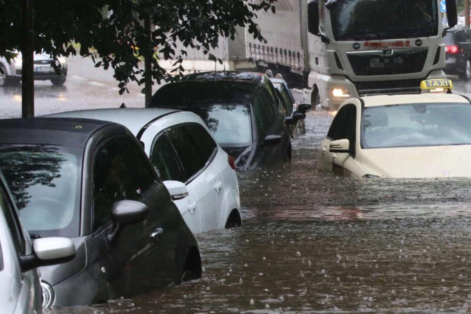 Naturgewalt Starkregen: Hunderte Millionen Euro Schaden in Hessen