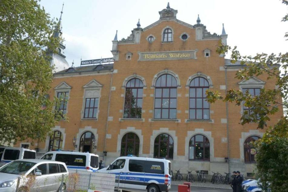 Ballhaus Watzke Afd