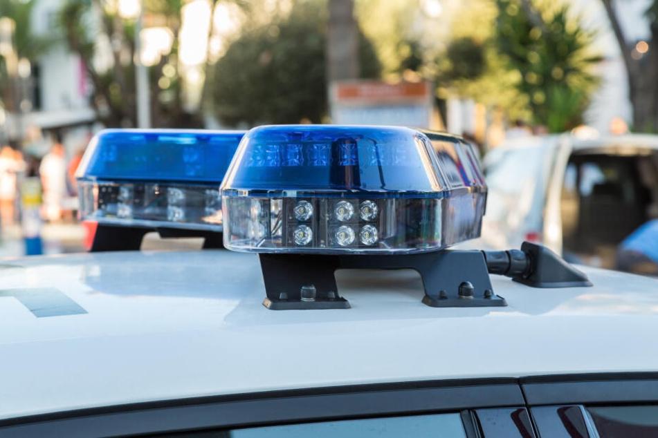 Die Polizei konnte den flüchtenden Einbrecher stoppen.
