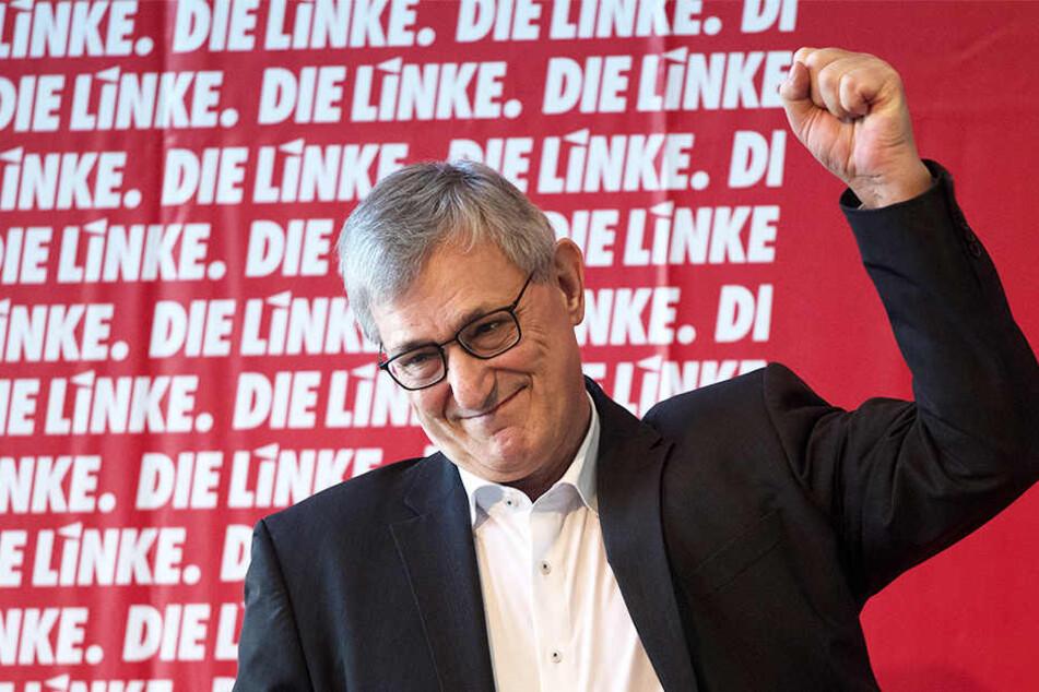 Linksparteichef Bernd Riexinger (62) will eigens nach Nürnberg reisen, um das Neumitglied an diesem Donnerstag zu treffen.