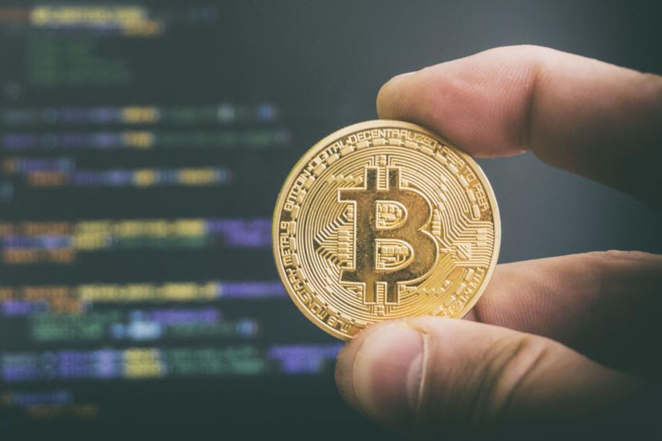 Der Handel mit Bitcoins gilt nach wie vor als riskant.
