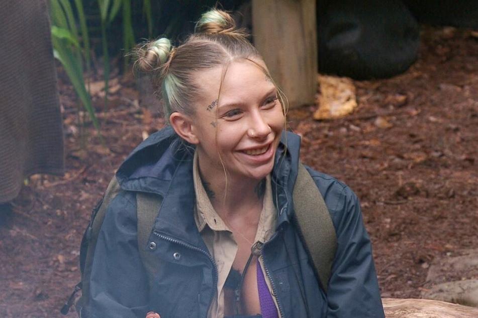 Auch Toni fiel bei DSDS und später im Dschungel durch ihre ausgeflippte Art auf.