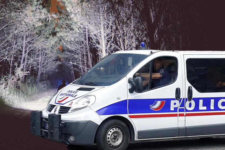 Nahe der 61.000-Einwohnerstadt Valence (Südfrankreich) soll ein 23-Jähriger drei Morde begangen haben.