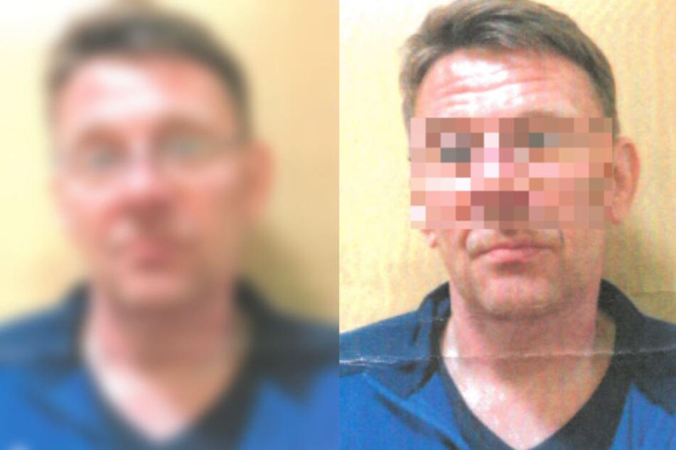Dieser gewaltbereite Strafgefangene floh aus Klinik
