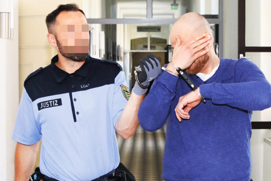 Bewährung abgelehnt: Vasily P. (29) muss seine Strafe absitzen.