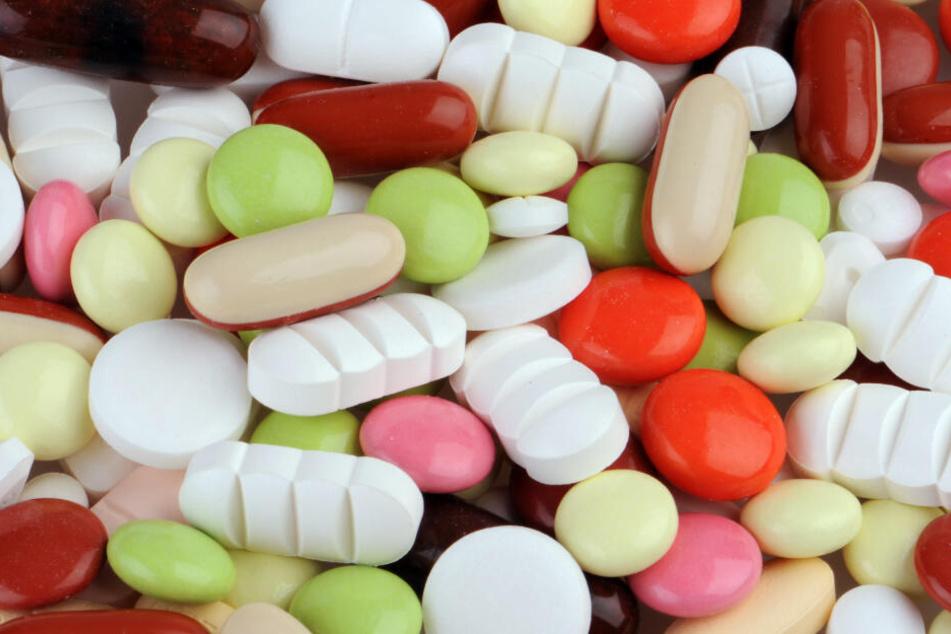 Zahlreiche Pillen überschwemmen den Markt (Symbolfoto).