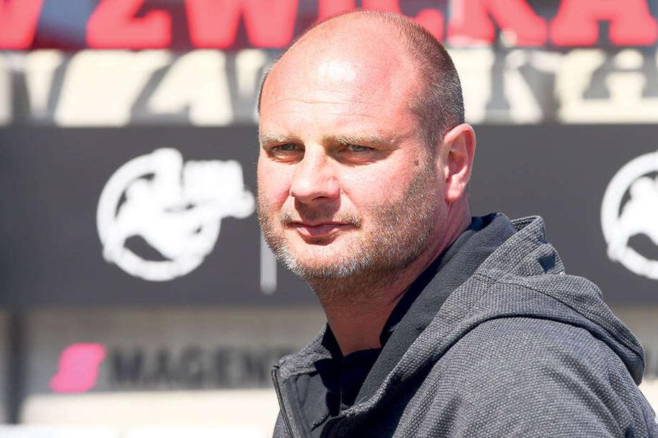 Zehn Jahre im Dienst des FSV Zwickau haben David Wagner geschlaucht. Jetzt sucht der 44-Jährige eine neue Herausforderung.