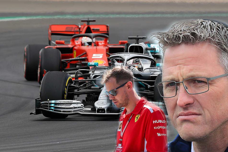 "Schumacher verteidigt Vettel: ""Ferrari hat es komplett versemmelt"""