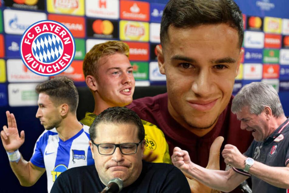 """Bester Fußballer Deutschlands"": Konkurrenz gratuliert FC Bayern zu Coutinho-Deal"