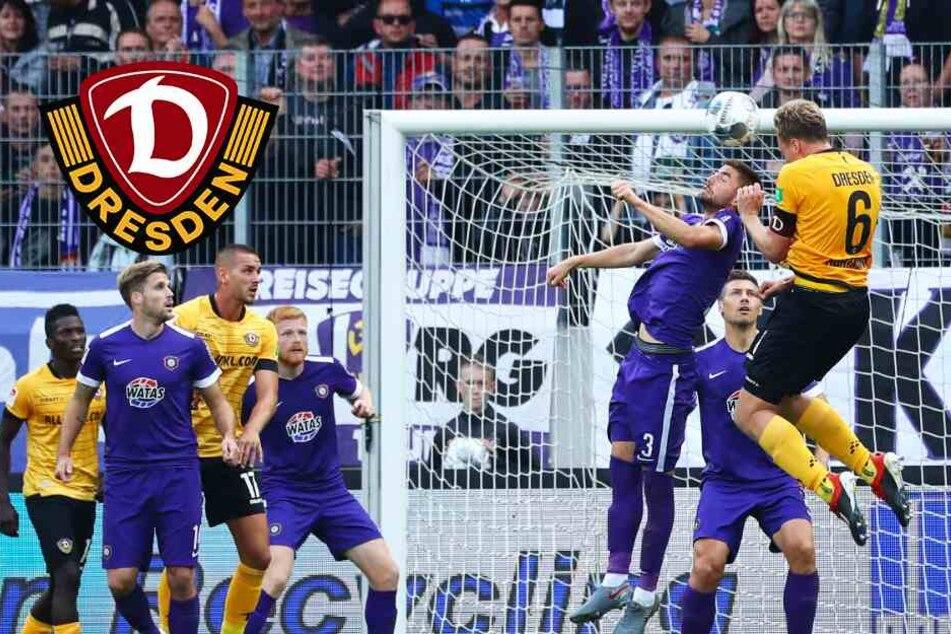 Dynamo will mit Derby-Dreier an Relegationsplatz 16 heranrücken!