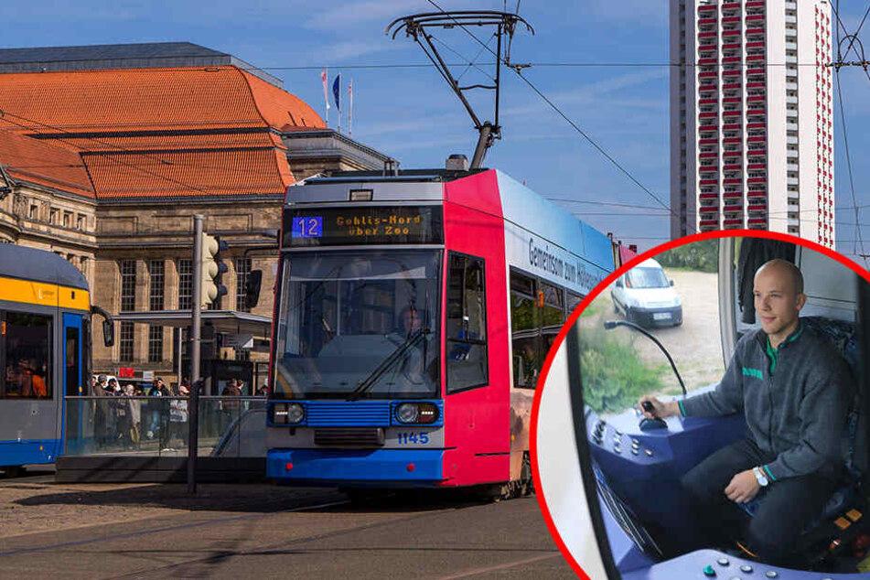 Deshalb müssen Leipziger Tram-Fahrer ins Fahrtraining!