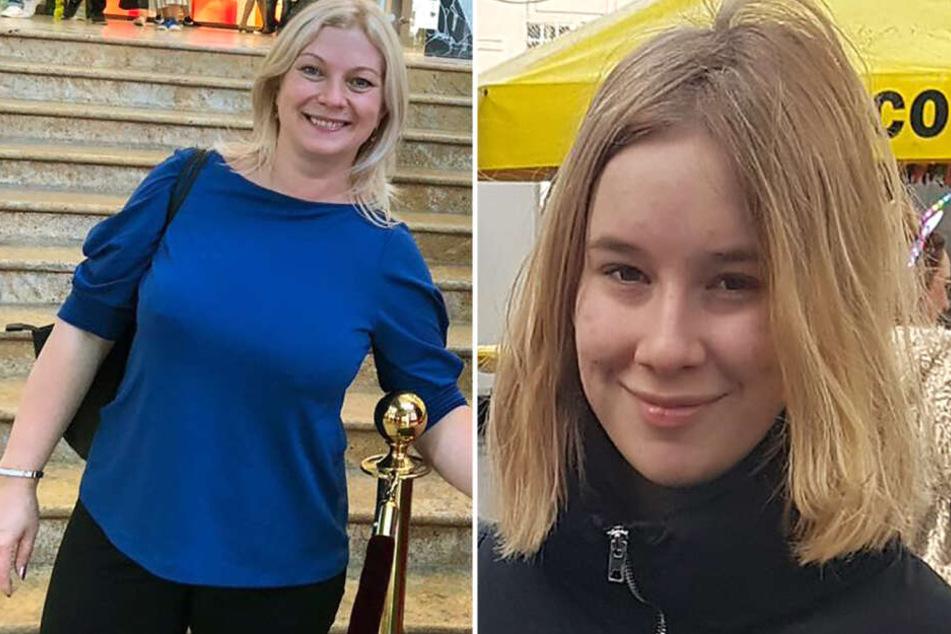 Die 41-jährige Mutter (l.) und ihrer 16-jährige Tochter werden seit mehreren Wochen in München vermisst.