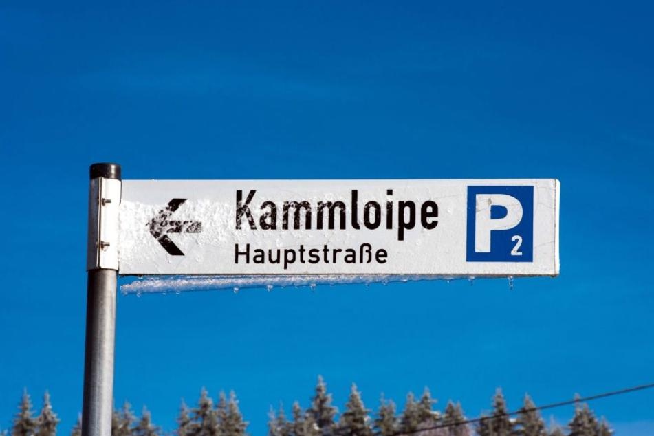 Die Kammloipe ist eine beliebte Strecke bei Langläufern.