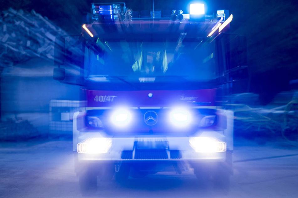 Die Feuerwehr konnte einen schlimmeren Schaden verhindern (Symbolbild).