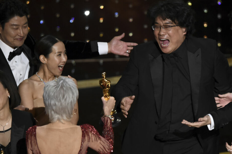 Die Oscars 2020: Unerwartete Gewinner und strahlende Stars