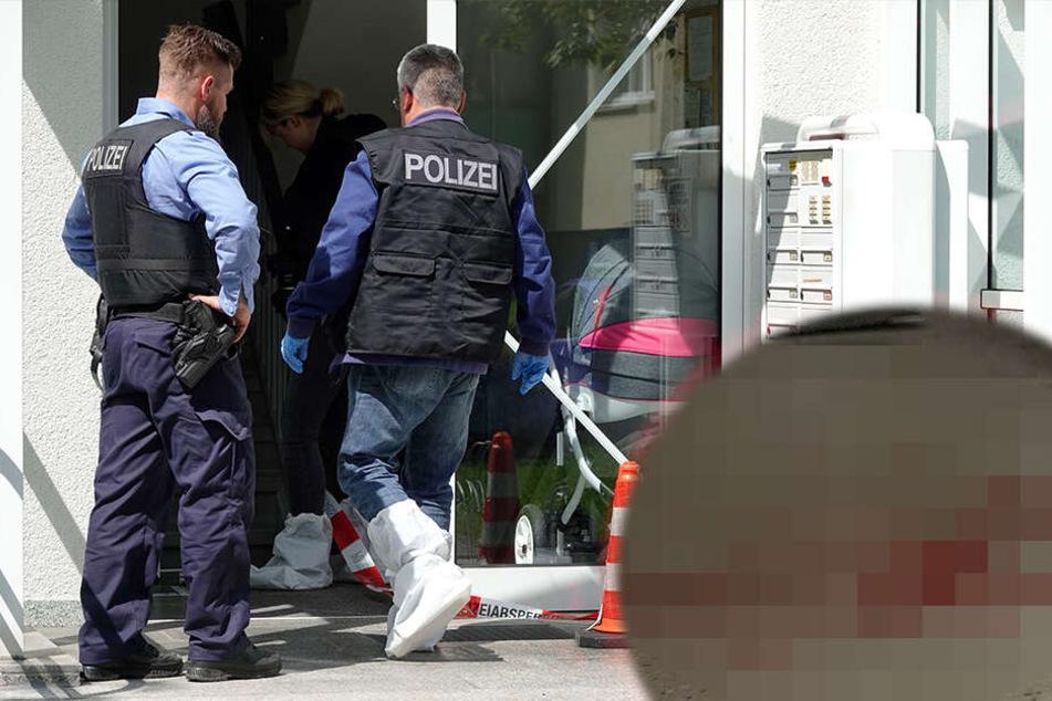 Chemnitz: Familienstreit? Mann in Chemnitz niedergestochen und schwer verletzt