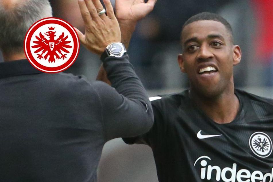 Die Eintracht festigt ihr Fundament: Auch Gelson Fernandes verlängert