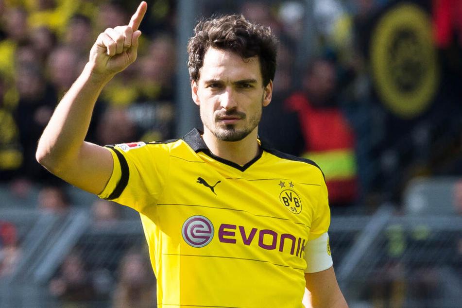 Abschied aus München: Mats Hummels spielt ab dieser Saison wieder für Borussia Dortmund.