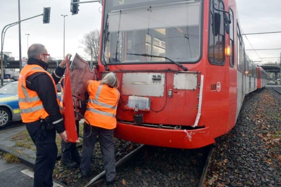 Kvb Unfall Köln Heute