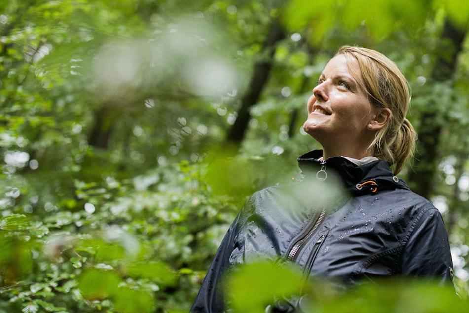 Landwirtschaftsministerin Christina Schulze Föcking (40) ist laut der Tierschützer nicht tragbar.