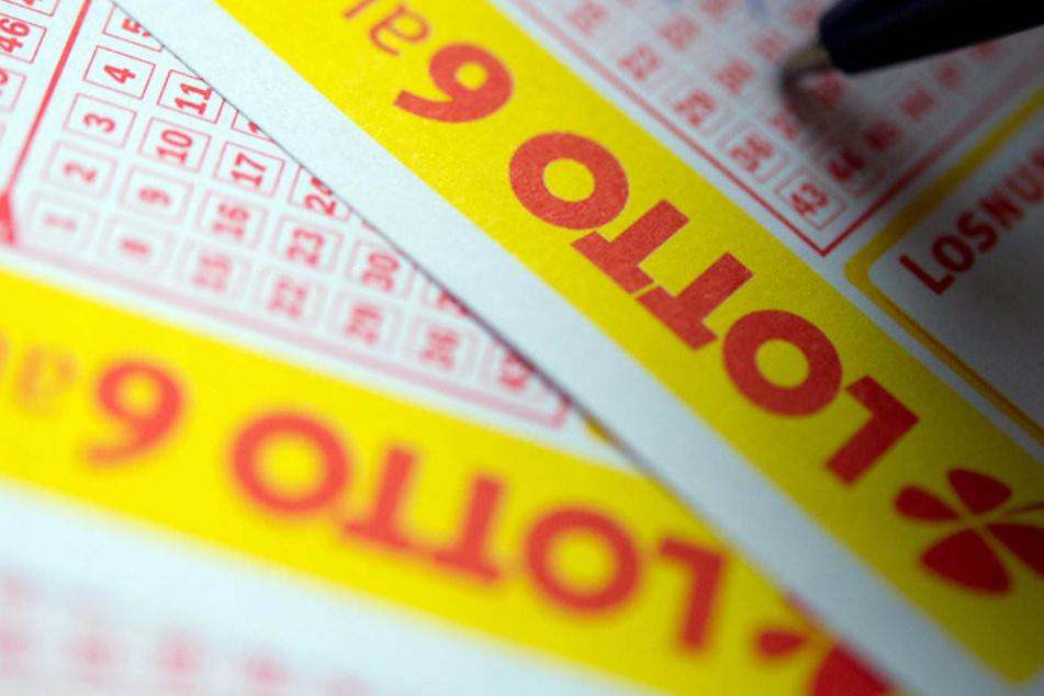 So viele Thüringer haben 2017 Lotto gespielt