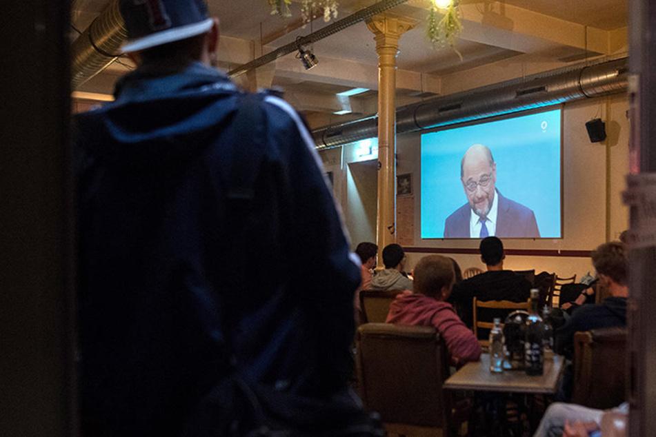 Bei TV-Duell zwischen Merkel und Schulz genossen Zuschauer uneingeschränkte Berichterstattung.
