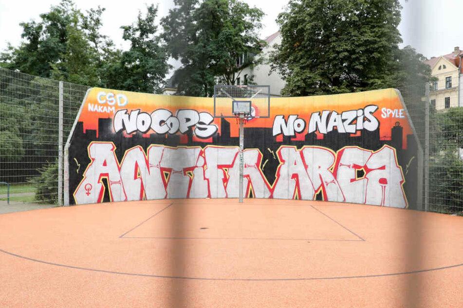 UT Connewitz lädt zum Diskussions-Abend über Graffiti in Leipzig