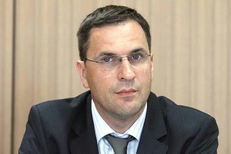 Er sei nicht abgetaucht, sagt Städtebahn-Chef Torsten Sewerin