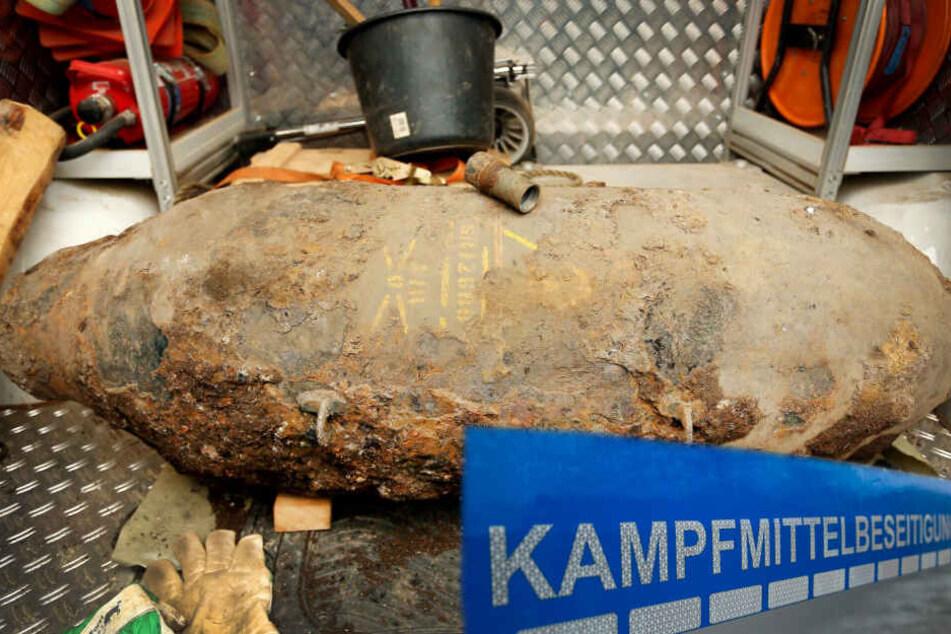 Entwarnung in Bickendorf: Weltkriegsbombe ist entschärft