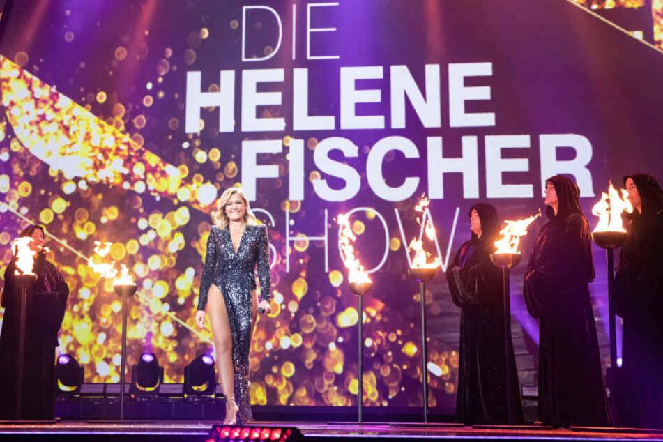 Im Schnitt sechs Millionen Menschen sitzen vor den Bildschirmen, wenn Helene Fischer alljährlich am ersten Weihnachtsfeiertag zu ihrer Show einlädt.