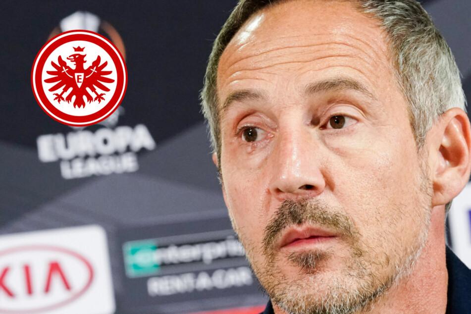 Abbruch der Europa League? Das sagt Eintracht-Trainer Hütter