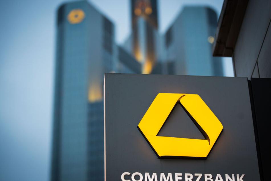 """""""Unvermeidbar"""": Commerzbank plant Stellenabbau und Filialschließungen"""